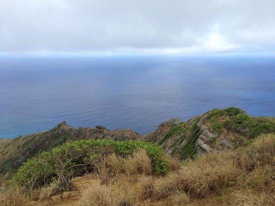 Koko Crater Trail: Ocean View