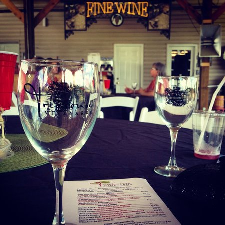 wine tasting picture of treehouse vineyards monroe tripadvisor rh tripadvisor com
