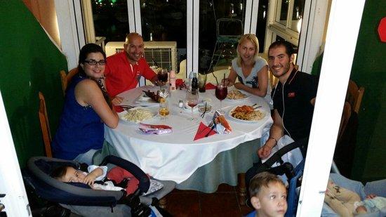 Pizzeria La Parolaccia : Martes 13 éxito!!!