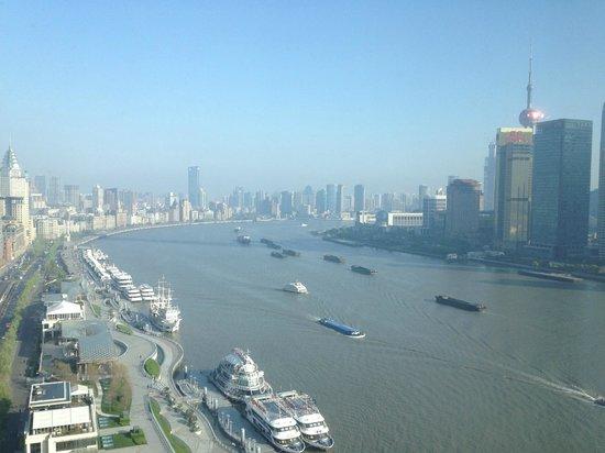 Hotel Indigo Shanghai on the Bund: View