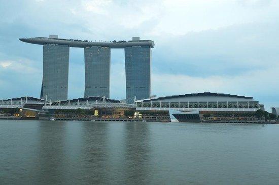 Marina Bay Sands: Marina Bay