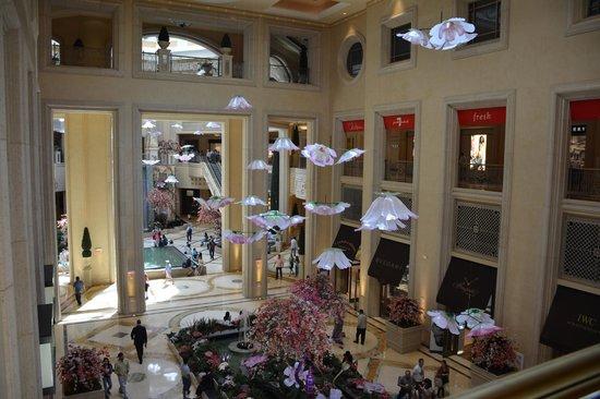 The Palazzo Resort Hotel Casino: Hotel Lobby