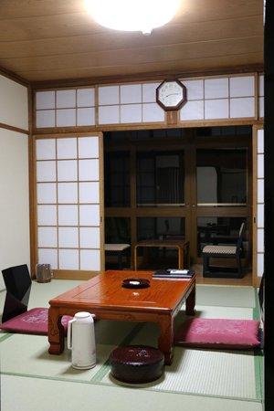 Nikko Tokanso: Room sleeping two