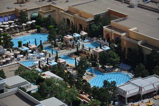 The Palazzo Resort Hotel Casino: Wynn pool
