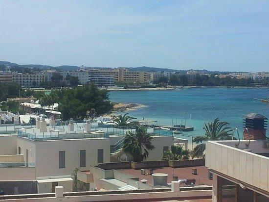 Bellamar Hotel: View from side balcony