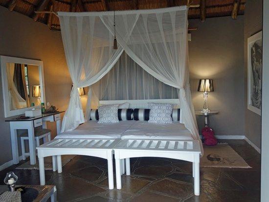 Vingerklip Lodge: My room