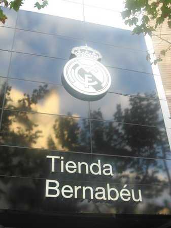 Estadio Santiago Bernabéu: Bernabeu