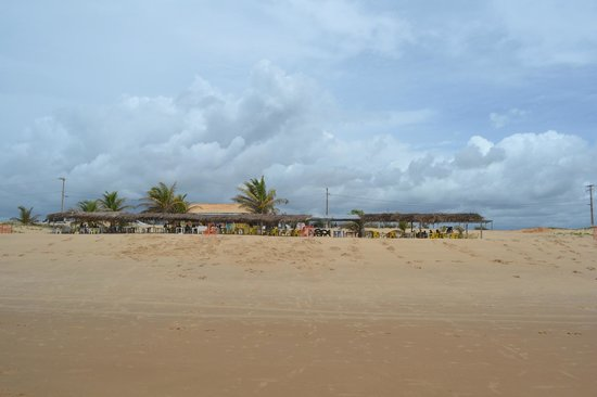Pirambu beach: Outra vista da praia de Pirambu