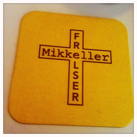 Mikkeller Bar: Mikkeller salvation