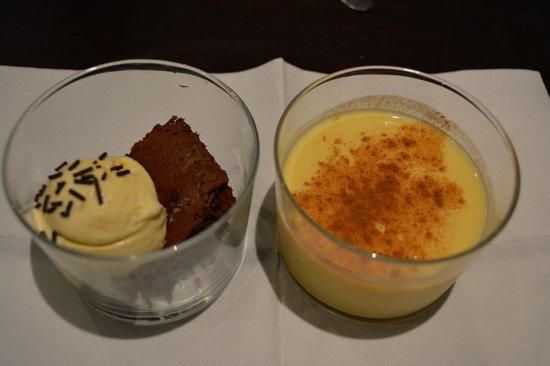 Taberna del Chato : yummy deserts