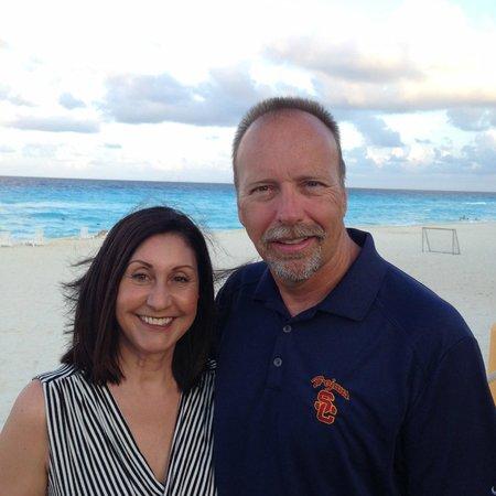 Fiesta Americana Condesa Cancun All Inclusive: Happy 25th Anniversary California Olsons