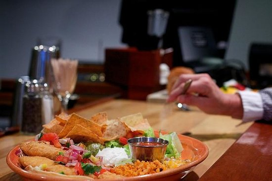 The Bounty Restaurant and Gift Shop : Fish Tacos evoke memories of Baja