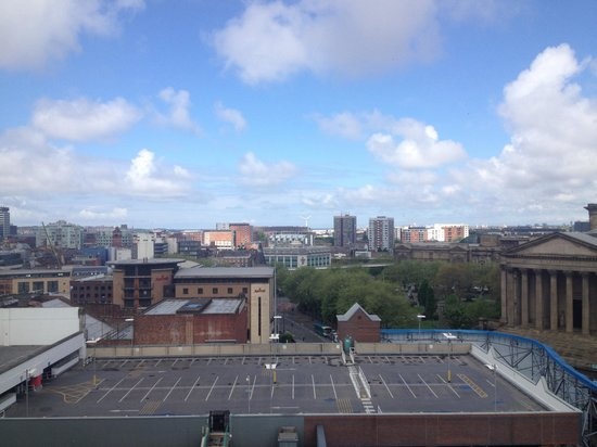 Holiday Inn Liverpool City Centre: View