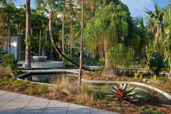 Miami Beach Botanical Garden: Image:(c)Robin Hill