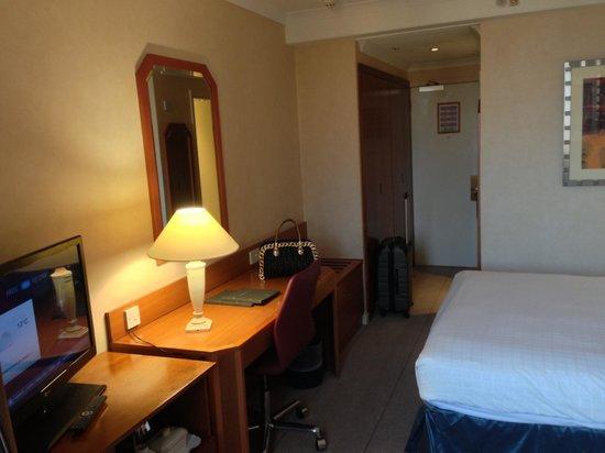 Hilton Blackpool Hotel: Room 625 Bedroom