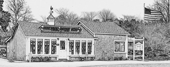 Brewster's Coffee Shop: Building