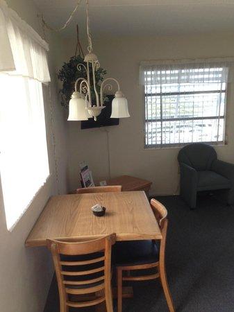 Matanzas Inn : Villa room