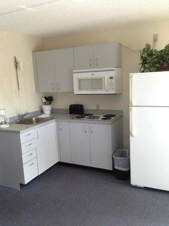 Matanzas Inn : Villa kitchen