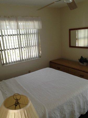 Matanzas Inn: Villa bedroom