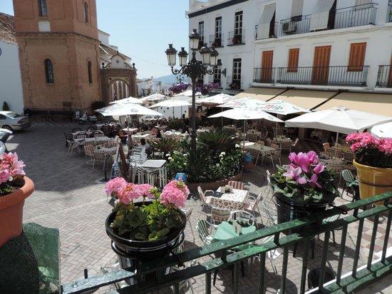 """Hotel Finca el Cerrillo: Competa  """" White Village """""""