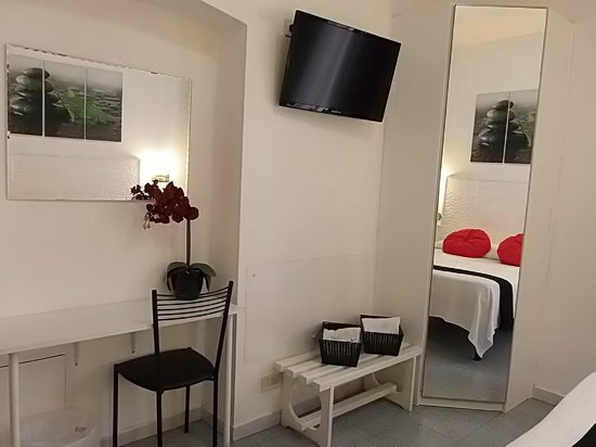 Hotel Birillo : camera