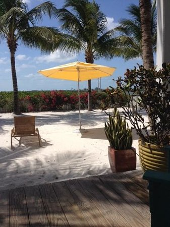 Parrot Key Hotel and Resort: view from our decked area