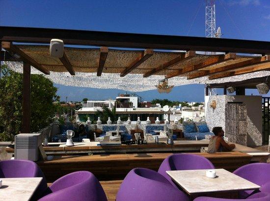 Be Playa Hotel: Roof Top Bar