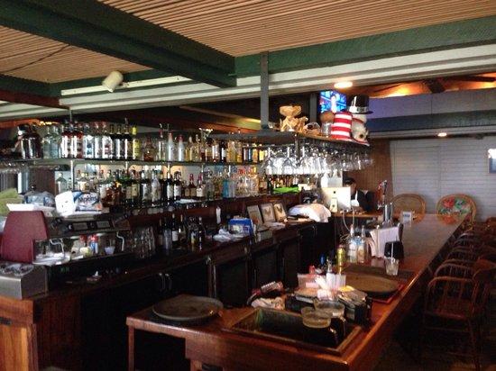 Hideaway Cary & Eddie's: Hideaway bar area!