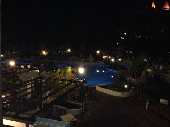 Gran Tacande Wellness & Relax Costa Adeje: Vistas de noche