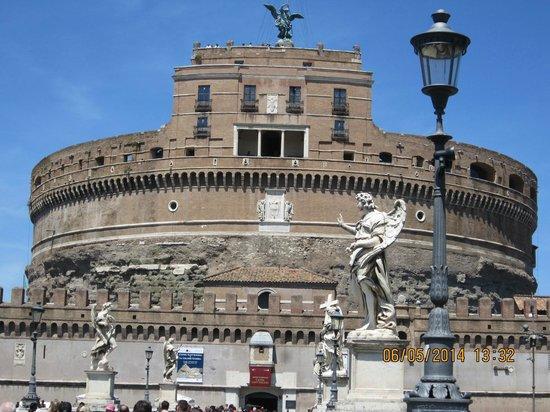 City Wonders : Castel Sant' Angelo