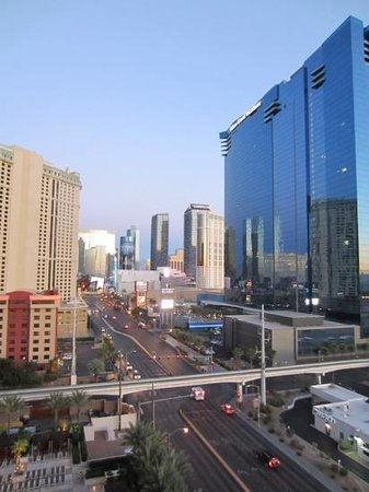 Signature at MGM Grand: View from room #821