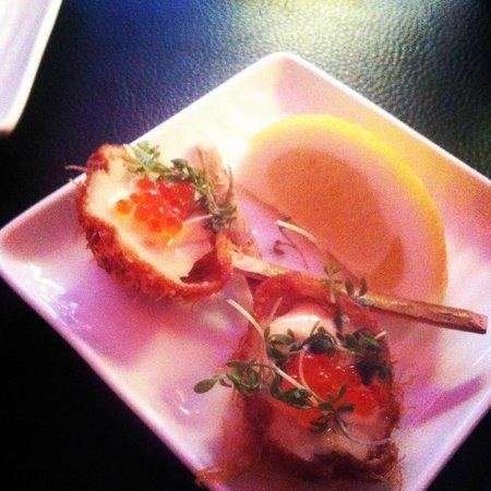 Sticks n Sushi : Hotate-katafi sticks, the best treat!