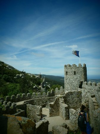 Castle of the Moors: Castelo dos Mouros