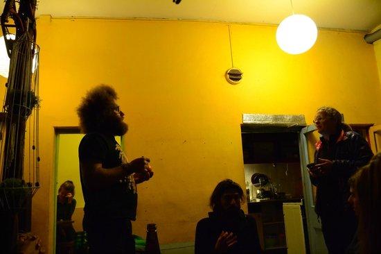 PataPata Hostel: Alegria