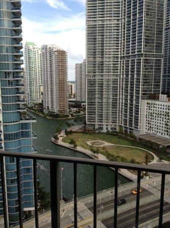 Hyatt Regency Miami: Miami Suite - Room View