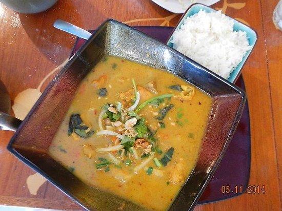 Pho 75 Vietnamese Restaurant: curry chicken