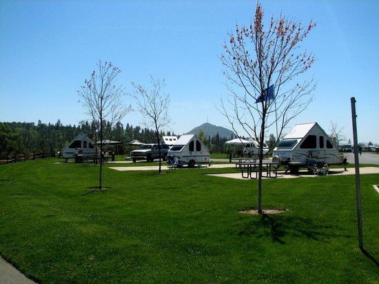 Jackson Rancheria RV Park: The RV Park Like Setting