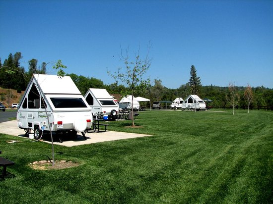 Jackson Rancheria RV Park: Picture Worth a Thousand Words