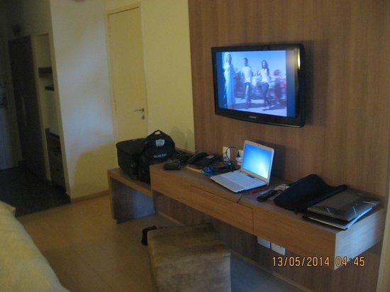 Actuall Hotel: Room facilities