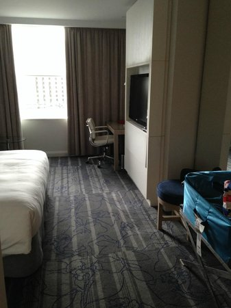 Sydney Harbour Marriott Hotel at Circular Quay: View of the room