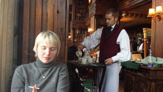 Café Pushkin: Погружаюсь в атмосферу