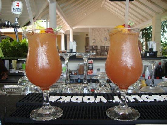 Tamarind by Elegant Hotels : Rum punch
