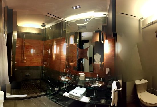 Andaz 5th Avenue: Bathroom
