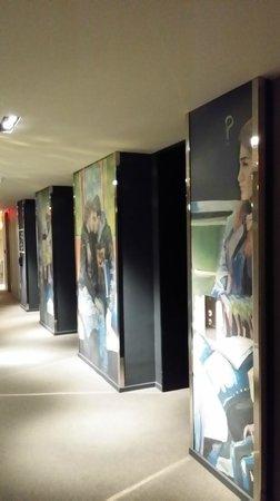 Andaz 5th Avenue: Elevators