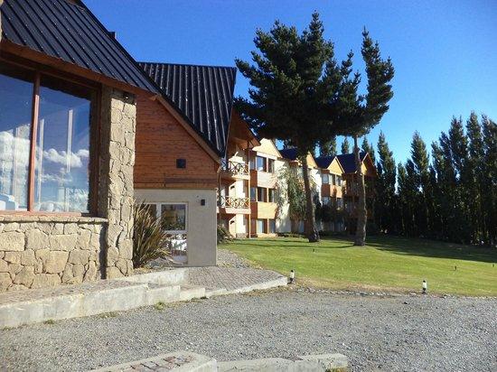 HOTEL MIRADOR DEL LAGO/CALAFATE