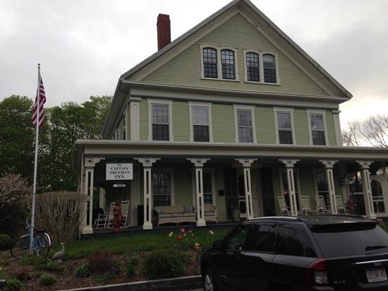 Captain Freeman Inn: Ansicht Freeman Inn