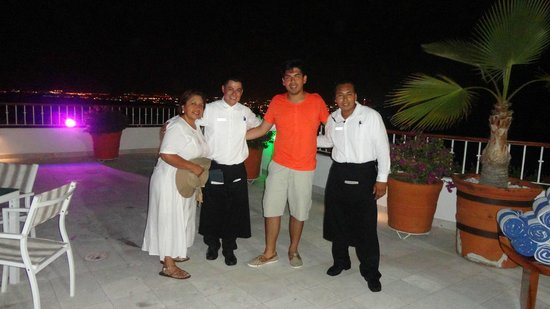 Grand Miramar All Luxury Suites & Residences : Eduardo y Alan, excelenye servicio...