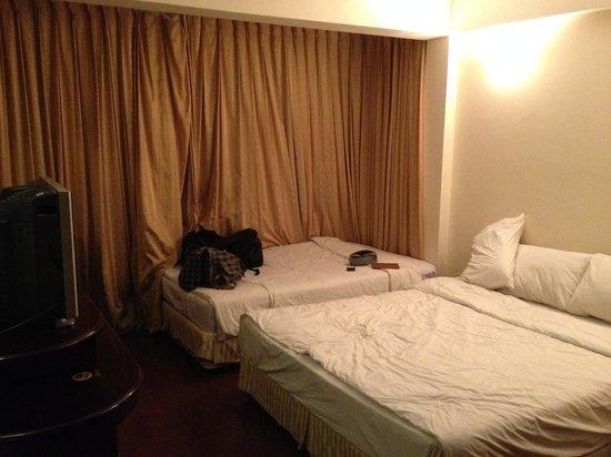 Vietnam Backpacker Hostels - The Original : double room