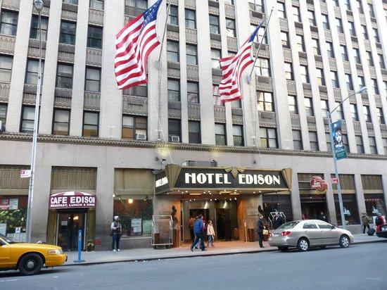 Hotel Edison Times Square : Hotel Edison