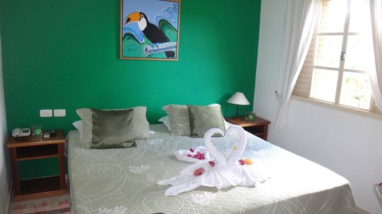 Hotel Pousada Aguas de Bonito: Suíte